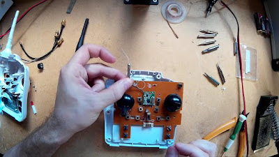 Cara Menambah Jangkauan Remote Drone Tarantula X6 - OmahDrones