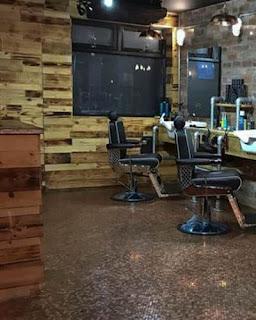 10 Desain barbershop mini sederhana namun keren