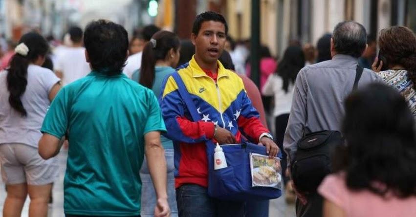 VENEZOLANOS EN PERÚ: Permiso de Permanencia - Programa tu cita en línea a través del portal de la Superintendencia Nacional de Migraciones - www.migraciones.gob.pe