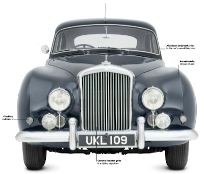 Bentley_R-type_Continental, Clasic Cars