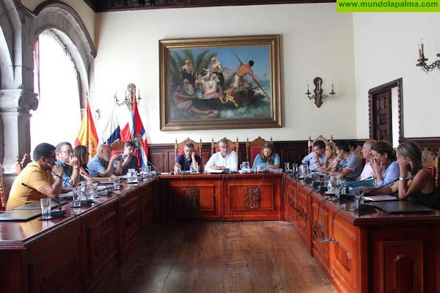 Santa Cruz de La Palma aprueba de forma unánime y definitiva el Plan Especial de Protección del Casco Histórico Artístico