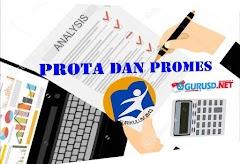 Promes dan Prota Kelas 1 SD Kurikulum 2013 Revisi 2016 Lengkap