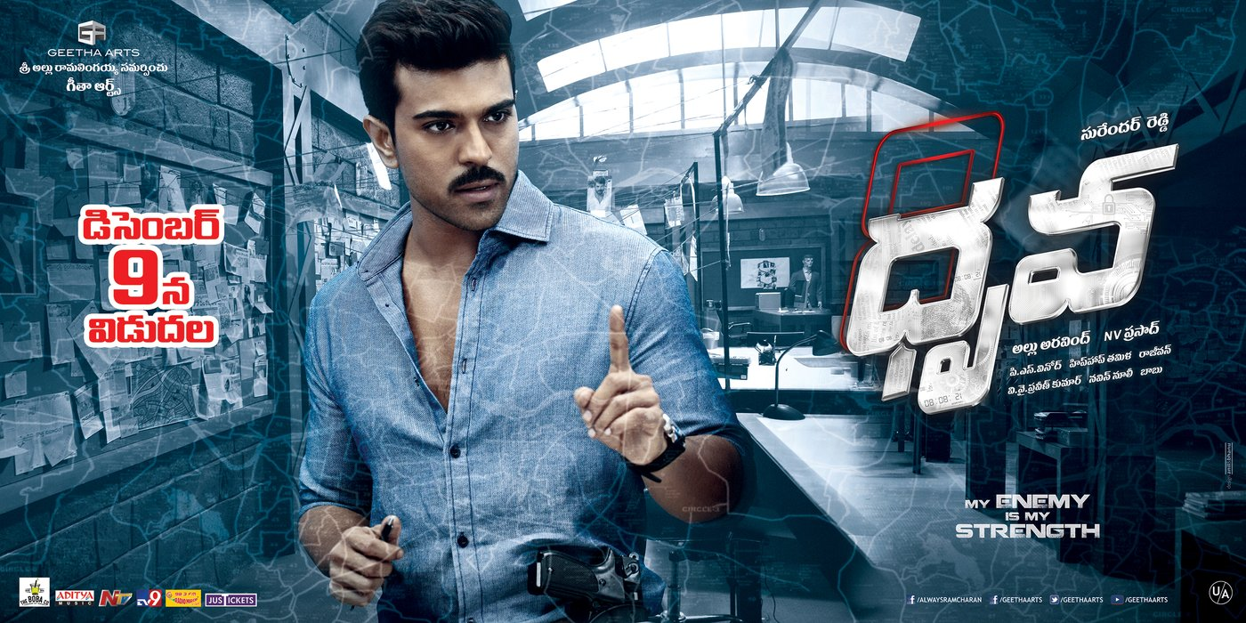 Dhruva movie first look wallpapers-HQ-Photo-8