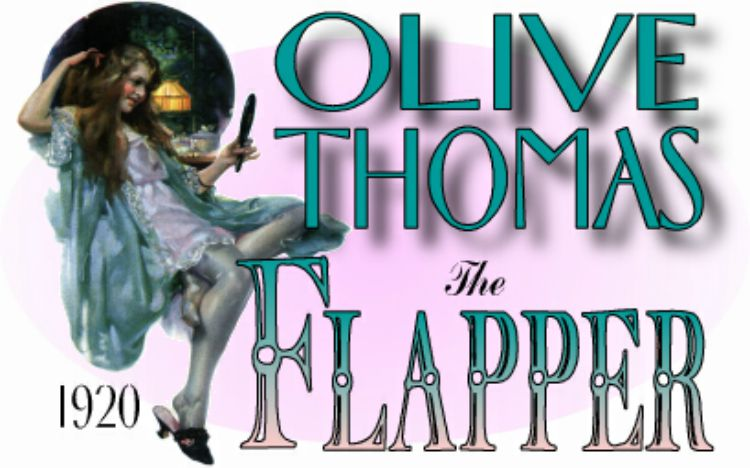A Vintage Nerd Old Hollywood 1920s Films Olive Thomas The Flapper Classic Film Recommendations Old Hollywood Documentary