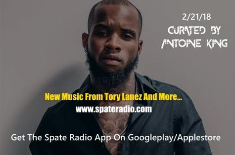 New Music From Tory Lanez and more.. Curated By Antoine King