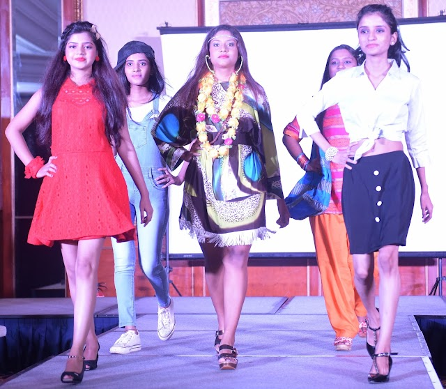 """IITC- India International Trade Center conducted a """"Fashion Styling Workshop"""""""