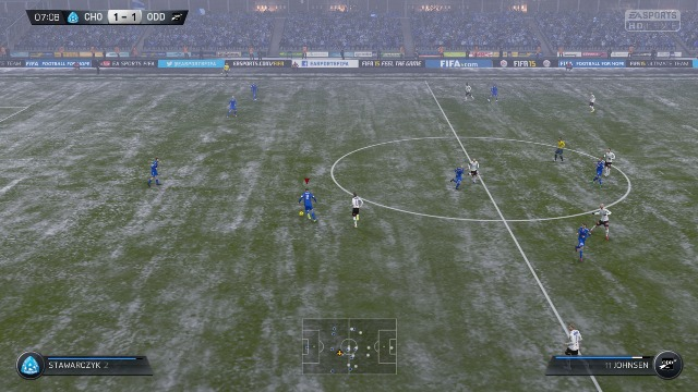 Download FIFA 15 PC Games Gameplay