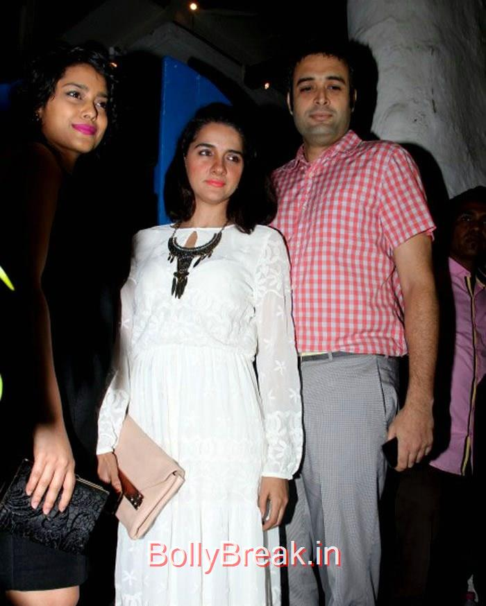 Shruti Seth, Danish Aslam, Celebs At Deepika Padukone's Piku Grand Success Bash Photo Gallery