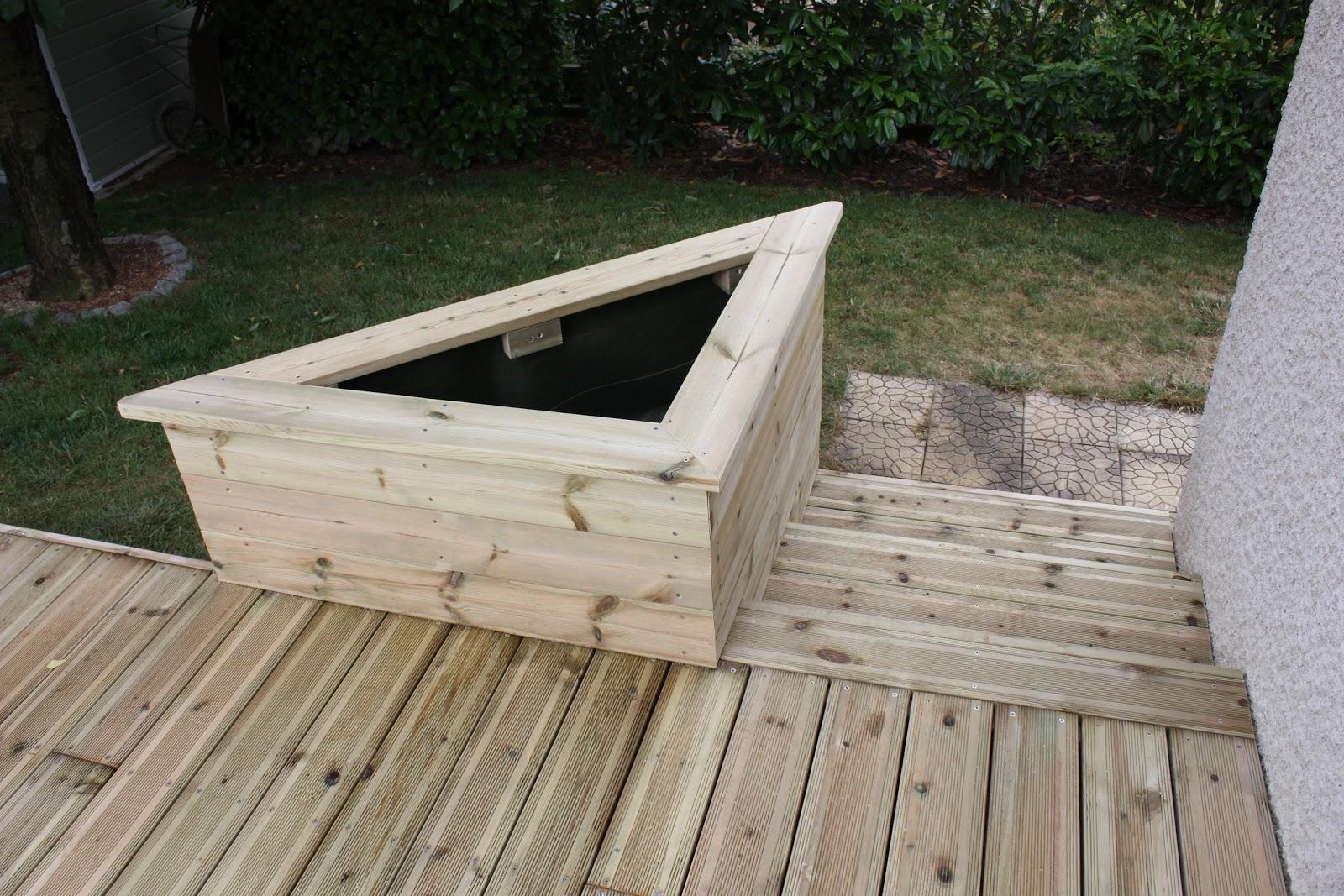 jardins secrets terrasses bois. Black Bedroom Furniture Sets. Home Design Ideas