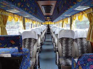 Sewa Bus dan Van di Johor Bahru Singapore
