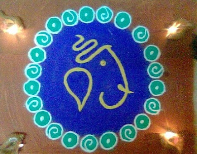 Diwali Rangoli Design Images