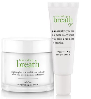 Philosophy Take A Deep Breath - breathes new life into tired skin!
