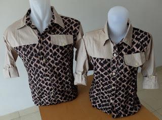 Jual Online Leopard Coksu Murah Jakarta Bahan Katun Stretch Terbaru