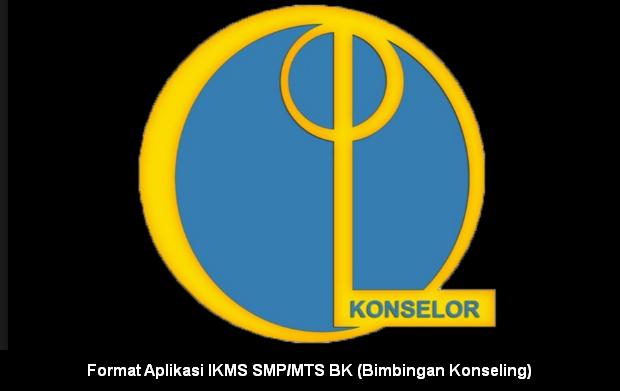 Format Aplikasi IKMS SMP/MTS BK