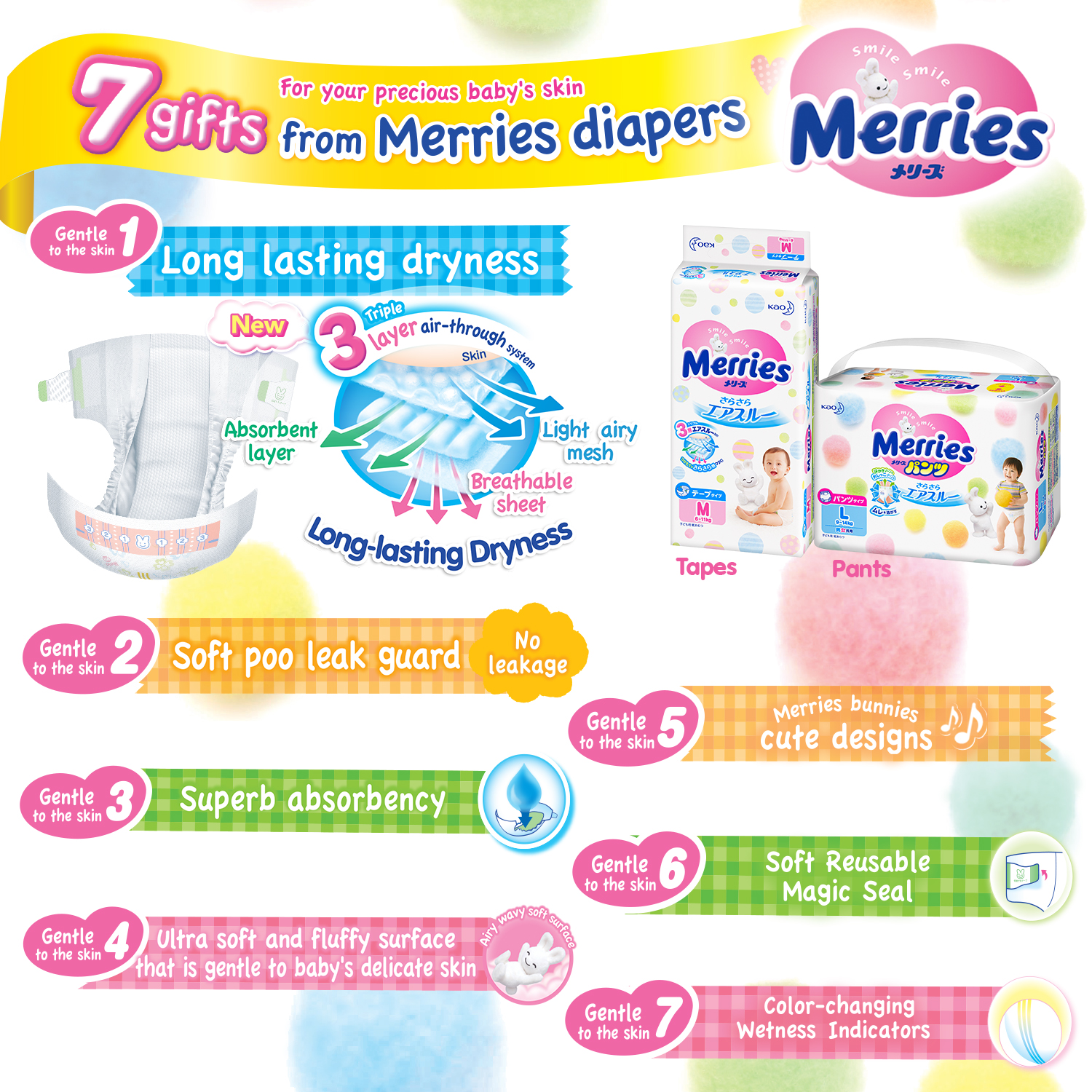 list of diaper brands in the philippines