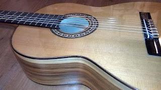 Guitarra española Prudencio Sáez 160