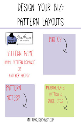 Design Your Biz: Pattern Layouts
