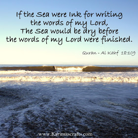 if the sea were ink for writing