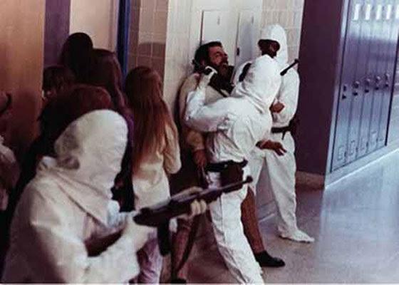 The Crazies de George A.Romero nos presenta una situación devastadora.