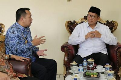Gubernur Ridho: Pendidikan Adalah Pondasi Pembangunan di Lampung