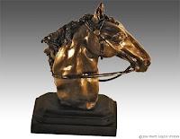 horse sculpture, equine art, horse artworks