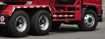 perisai kolong truk trailer
