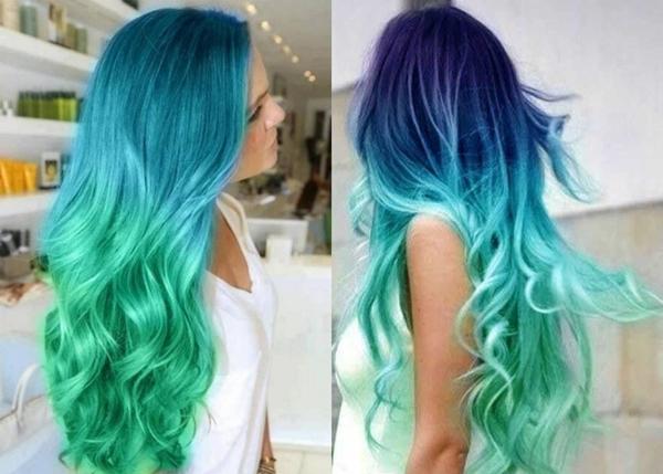Haarfarben Trends Herbst / Winter 2016 - 2017