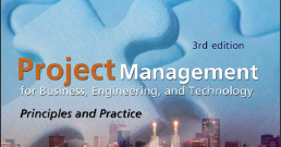 Project Management For Business Engineering And Technology By John M Nicholas Herman Steyn Study Guide