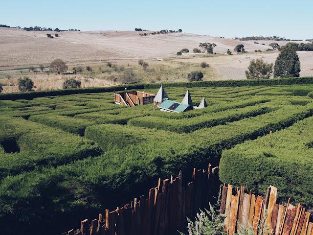 Barrabool Maze Estate Ceres