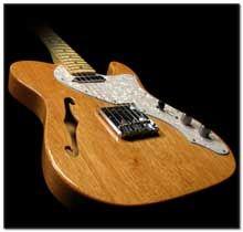 Guitarra Eléctrica Semisólida Telecaster Thinline