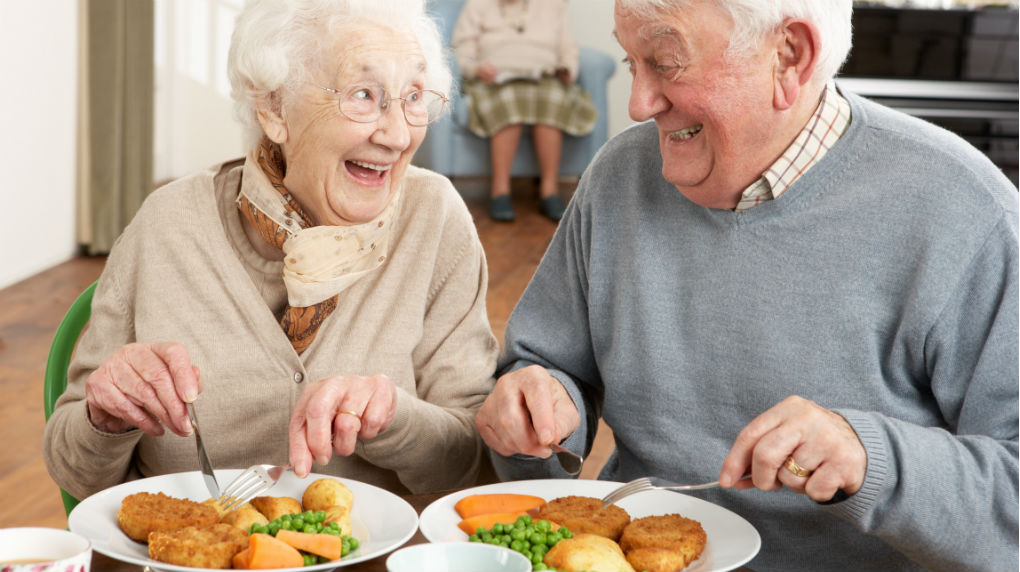 falta de apetito en adultos mayores