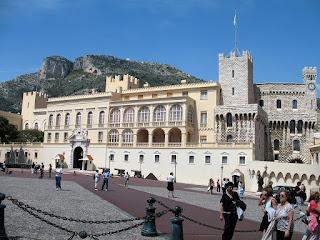 Palacio del Príncipe - Montecarlo