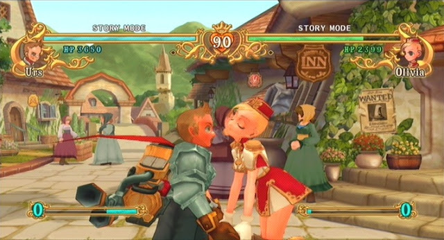 Battle Fantasia Revised Edition Screenshot-5