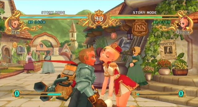 Battle Fantasia Revised Edition Screenshot-5