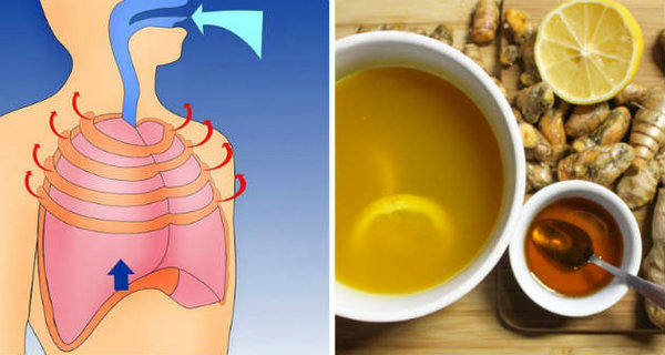 Cure A Nagging Cough Or Inflammation Of The Lungs With This Quick Trick