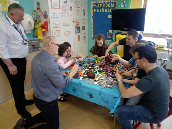 Peter Evans, LEGO Continuous Improvement Director joins Harvey's Gang