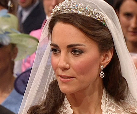 Kandeej Com Kate Middleton S Royal Wedding Makeup