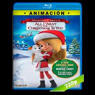 La primera navidad de Mariah y Jack (2017) BRRip 720p Audio Dual Latino-Ingles