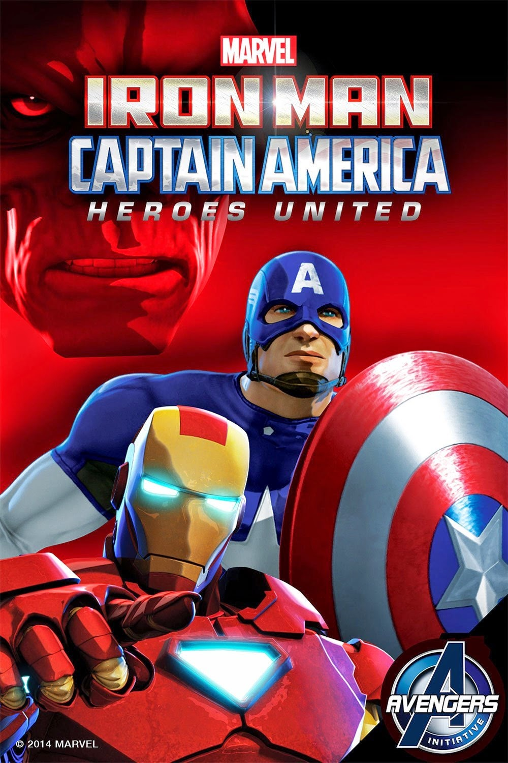 Iron Man and Captain America: Heroes United 2014 - Full (HD)