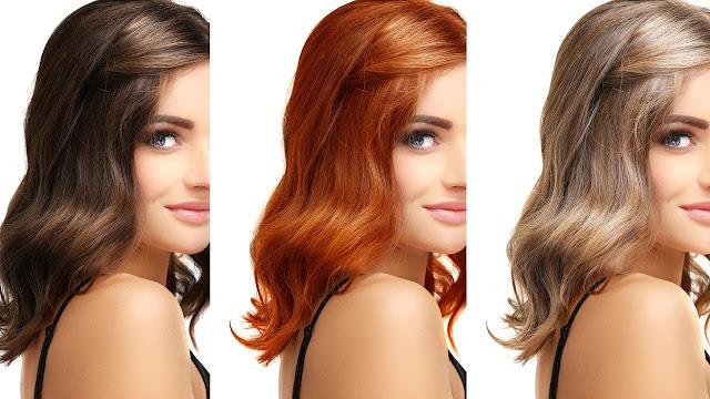 warna cat rambut yang bagus