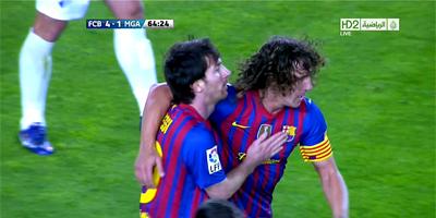 LFP-Week-20 : Barcelona 4 vs 1 Malaga 02-05-2012