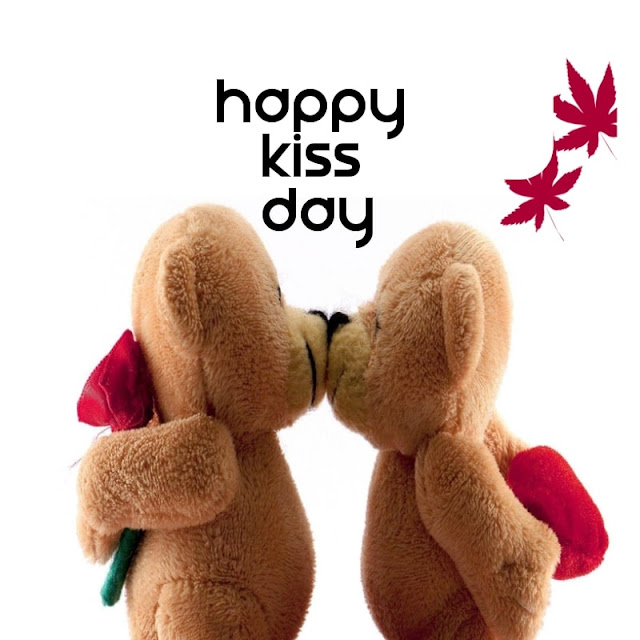 Happy Kiss Day : Best Wishes, Kiss Images, Beautiful Quotes, and Gifs
