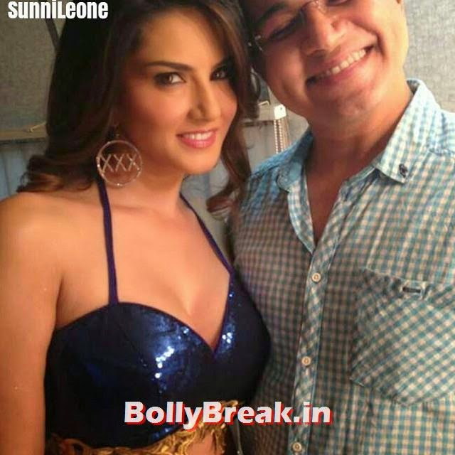 @sunnyleone posing with her makeup, Artist, sunny leone, bollywood star, jism 2, Ragini mms 2, Tina and Lo, tollywood, Sunny Leone Unseen Latest Real Life Pics