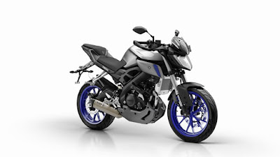 2016 Yamaha MT 125 ABS