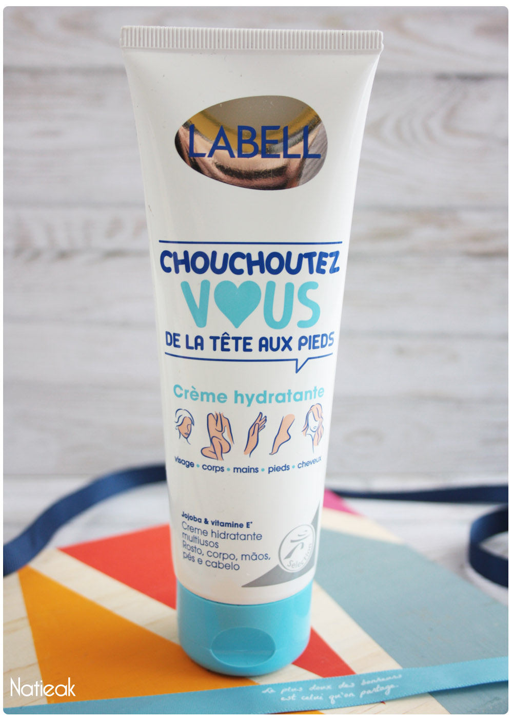 crème hydratante Labell