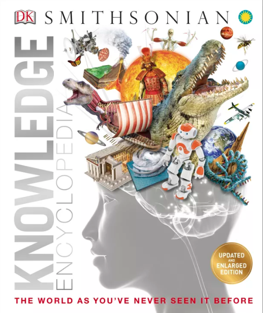 smithsonian DK canada knowledge book