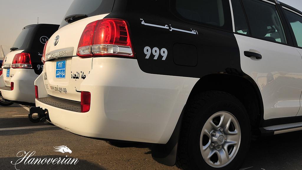 Shabab Al Qatar Police Cars In Qatar