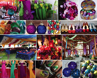 Ideas by andrea summer event color combinations part 3 - Jewel tones color palette ...