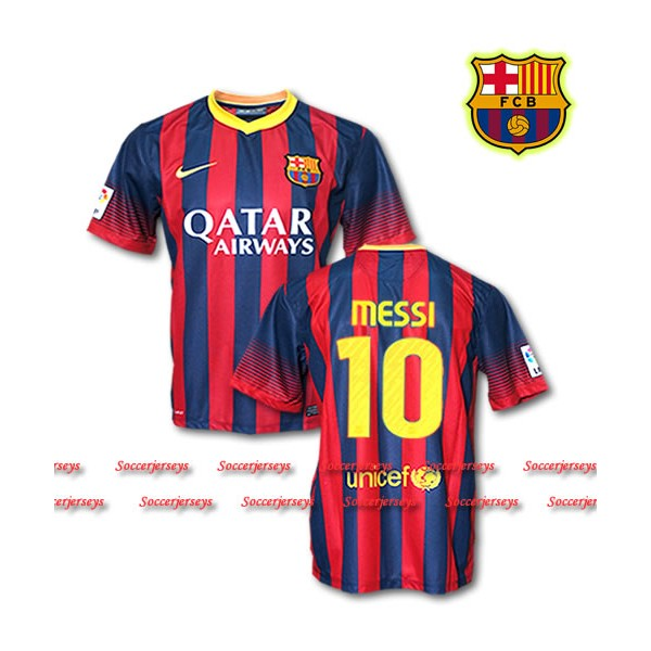 official photos 8180d 3dfd9 Messi Barcelona Jersey 2013-2014 | Photos Wallpapers ...