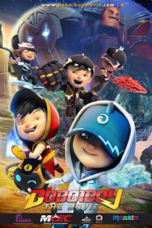 Boboiboy The Movie ( 2016 )